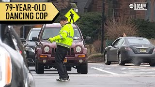 Dancing Cop Directing Traffic & Delivering Smiles | All Good
