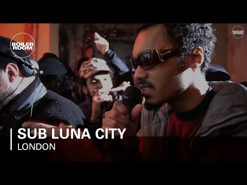 Sub Luna City Boiler Room London Live Set