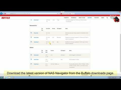 How-to: Installing NAS Navigator for Windows - YouTube