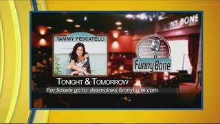 Funny Bone Headliner Tammy Pescatelli Part 2