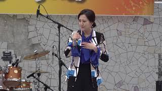 [4K] 장윤정 - 초혼 (장윤정 가짜? 왜?) ◎ 양평단월 고로쇠축제 ★ 직캠 humoresque76