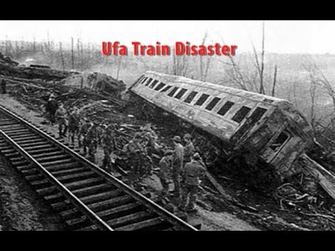 Ufa train disaster 30 years later