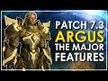 Patch 7.3: Argus - The 10 Major Features   WoW Legion