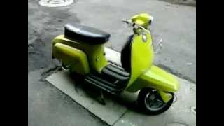 Innocenti Lambretta j 50
