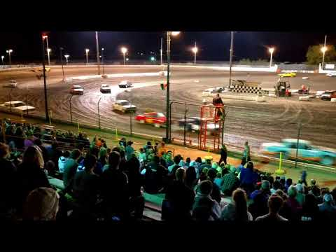 8/11/17 Sycamore Speedway - 25 Lap Spectator Feature