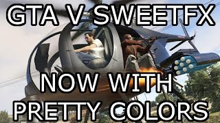 GTA 5 PC with SweetFX Ultra Graphics 60fps