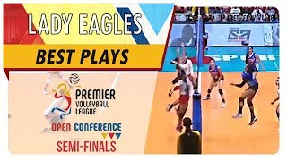 PVL OC 2018: Ponggay Gaston goes down the line to win it for ADMU! | ADMU | Best Plays