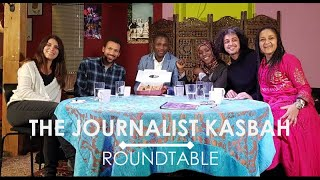 THE JOURNALIST-KASBAH