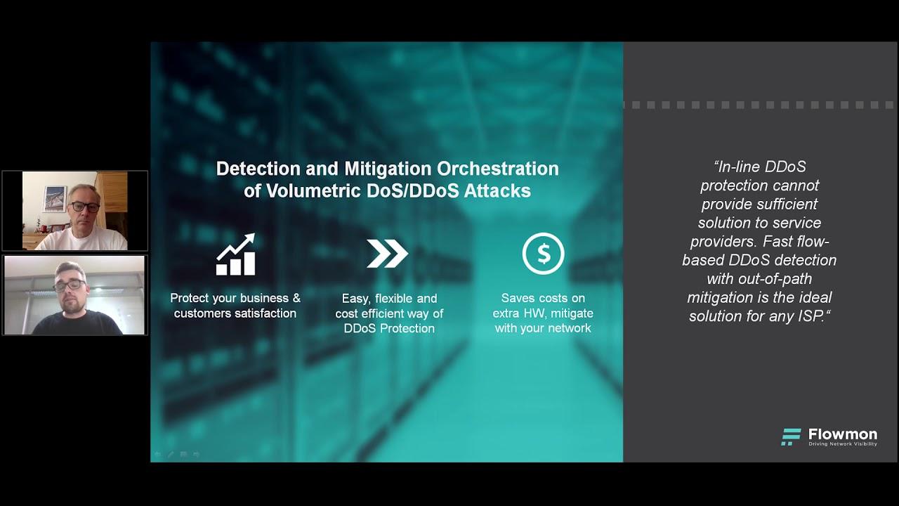 DDoS mitigation with F5 DDoS Solutions