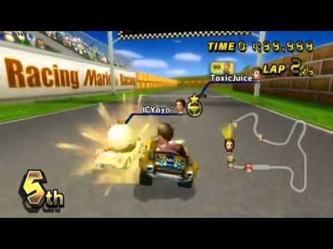 MARIO KART Wii | I'm Gonna Beat Ya! (Twitch Highlight)