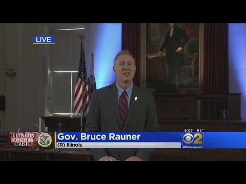 Gov. Rauner Live Address