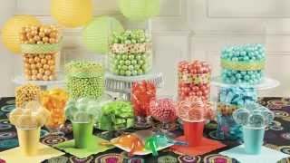 Candy Buffet Ideas