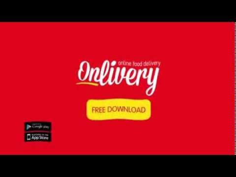 Onlivery - online food delivery