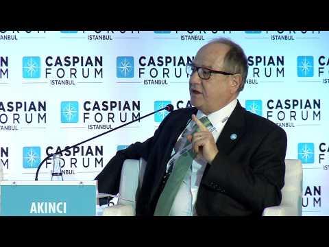 "Caspian Forum 2013 Istanbul, December 5th, Panel 1 ""Caspian Transit Corridor... "" 05.12.2013"