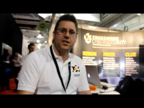 A Day in the Life of Paul Lewis, CTO at Crossword Cyber Security