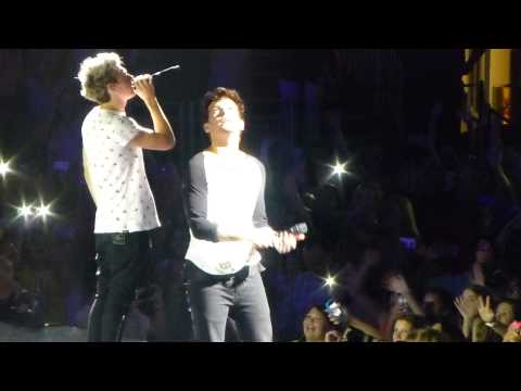 One Direction One Way or Another   Teenage Kicks Houston July 21 2013