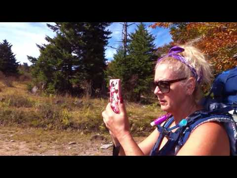 Grayson Highlands/Mt Rogers Backpacking OCB Oct 2016