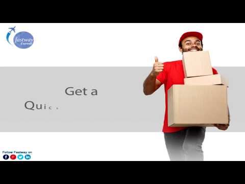 International Courier Services in Bangalore | Overseas Package Delivery Service