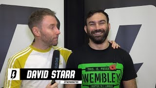 David Starr Interview: Moving To UK, Travelling The World, Nicknames & More!