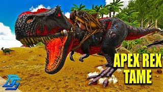 APEX TREX TAME, OUR BOSS KILLER? -ARK PRIMAL FEAR!- Ark Survival Evolved Modded-Lets Play-Pt.18