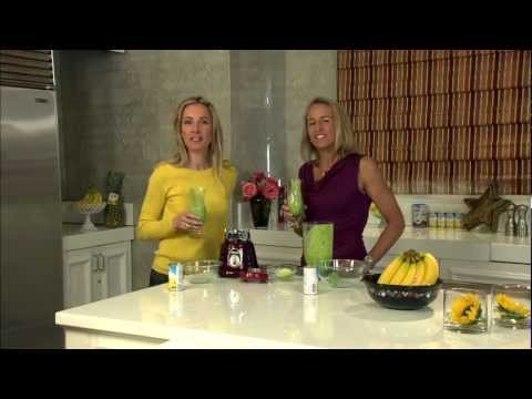 Fit Foods with Universal Sports - Mean Green Energy Machine