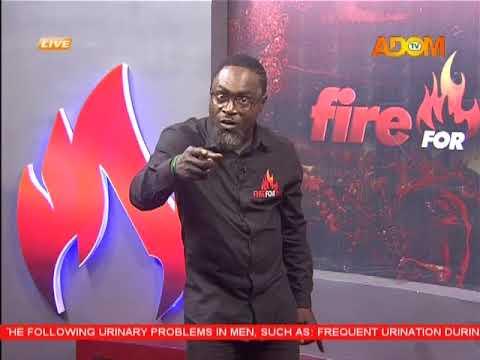 Fire 4 Fire on Adom TV (18-1-18)