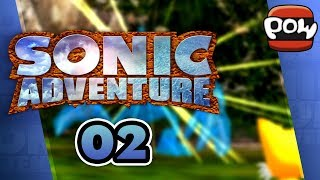 Sonic Adventure: OH NO!! - Part 2 - POWplays Replay