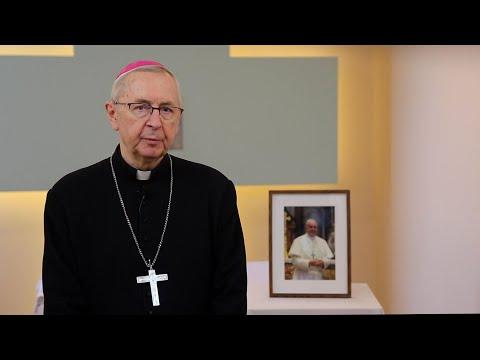 Przewodniczący Episkopatu: otoczmy Ojca Świętego modlitwą i serdeczną pamięcią