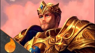 KING ARTHUR'S DAMAGE IS KIND OF OUTRAGEOUS... - Smite Solo Gameplay