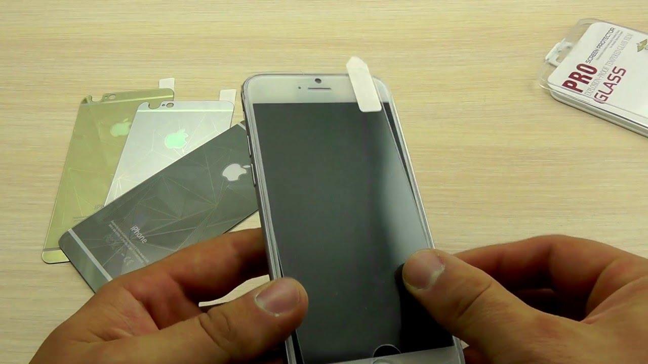 Как отличить подделку iPhone 6S от оригинала iPhone - YouTube