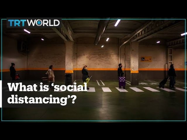 Why Social Distancing Is A MUST!