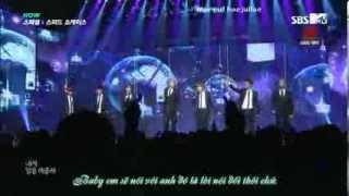 [Vietsub + Kara] SPEED (스피드) - One Day (하루종일) (Live)