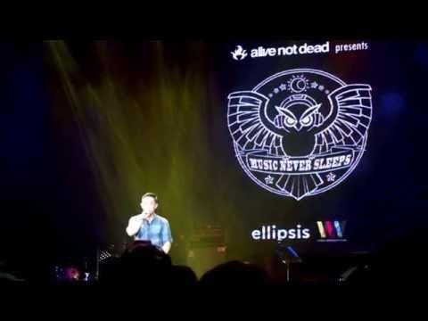 可惜沒如果 - JJ Lin(Jason Chen Cover) Live In Taipei Mar 21st
