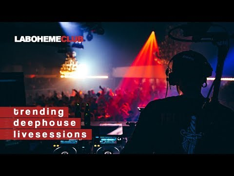 Best of Vocal Deep House | Live Session @ La Boheme Club (Paris)