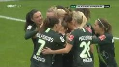 Frauenfußball Bundesliga 2019/20 10 Spieltag Vfl Wolfsburg vs  FC Bayern München