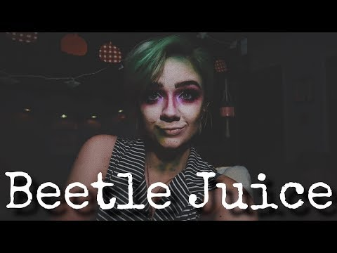 Beetle Juice Makeup Tutorial thumbnail