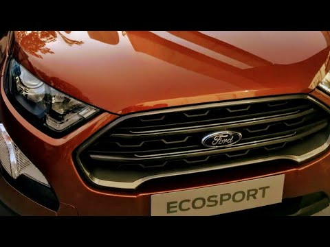 New Ford EcoSport with Fun Roof - Titanium S - 10 Important Things All You Need To Know !!