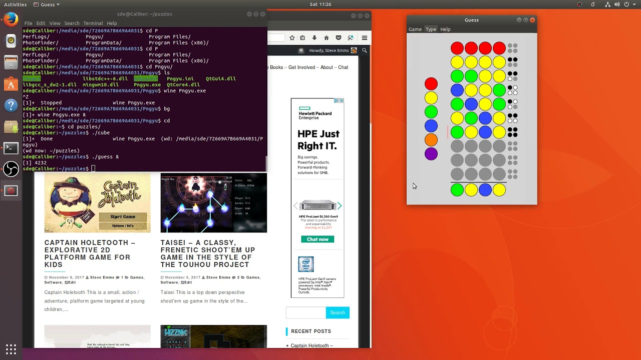 Simon Tatham's Portable Puzzle Collection - Games for the