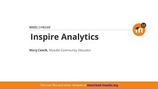 Inspire Analytics In Moodle 3.4 thumbnail