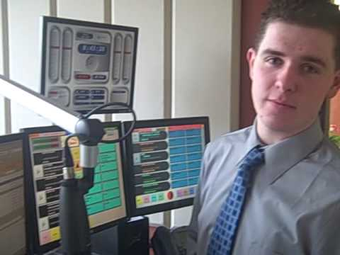 A Virtual Tour of Drumheller's New Radio Station!