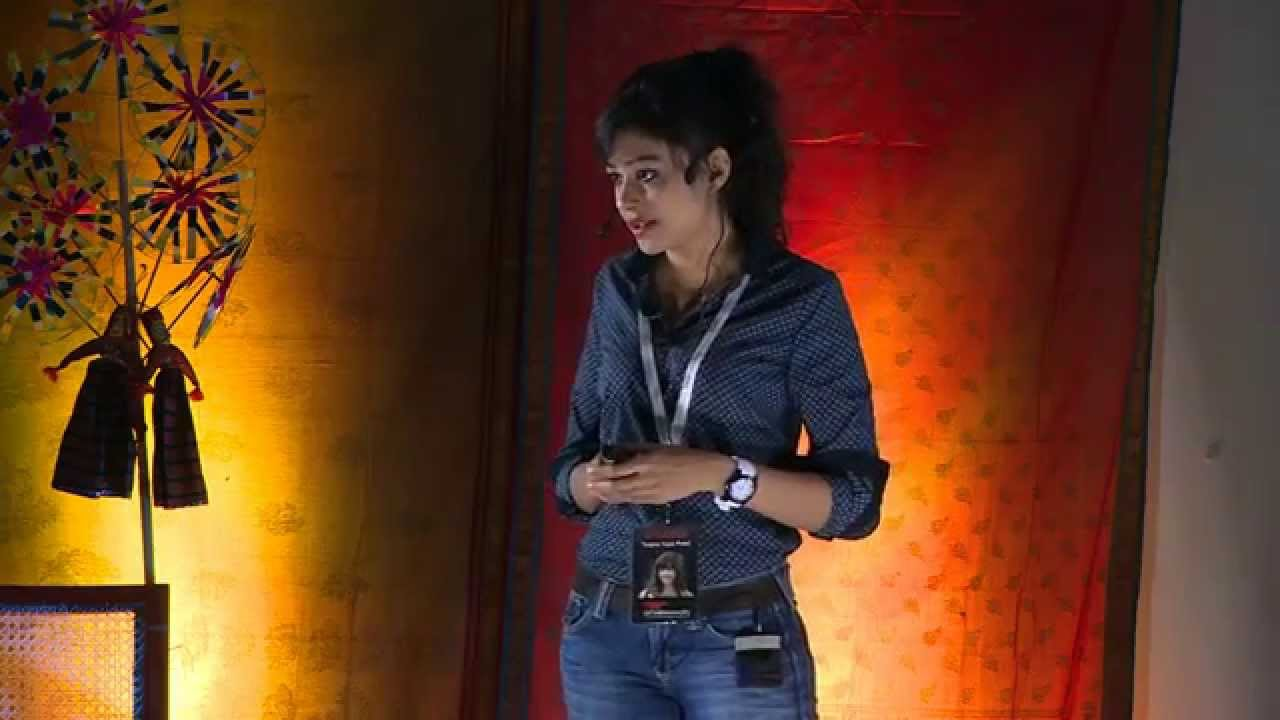 Stay Wow!: Sapna Vyas Patel At TEDxGITAMUniversity