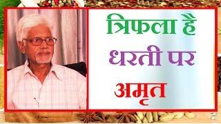 त्रिफला के फायदे और सेवन विधि बता रहे हैं वैद्य जी   Triphala Health Benefits By R. Niwas