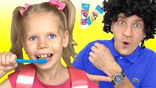 It's Time for School Song | Vitalina Sing-Along Nursery Rhymes & Kids Songs