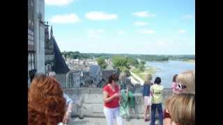 Замок Амбуаз. Франция.(Замок Амбуаз. Франция. Июнь 2008г. http://youtu.be/MS1Wu1FQYdY., 2013-03-16T15:45:14.000Z)