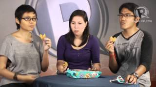 Filipinos taste test American junk food