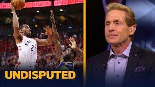 Kawhi Leonard's Game 2 performance deserved a 'C' – Skip Bayless   NBA   UNDISPUTED