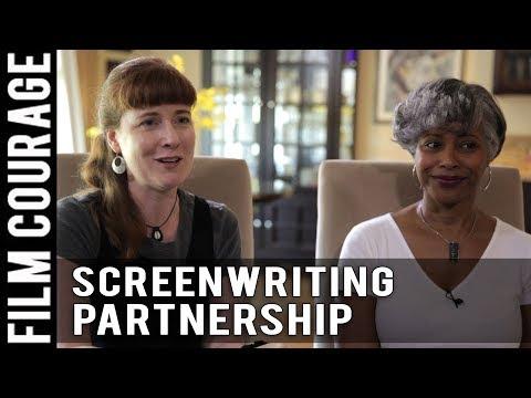 How To Make A Screenwriting Partnership Work - Barrington & Janice [FULL INTERVIEW]