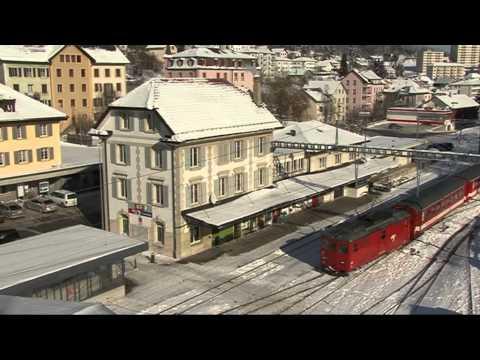 CJ Tavannes - Tramelan - Noirmont en hiver / in winter