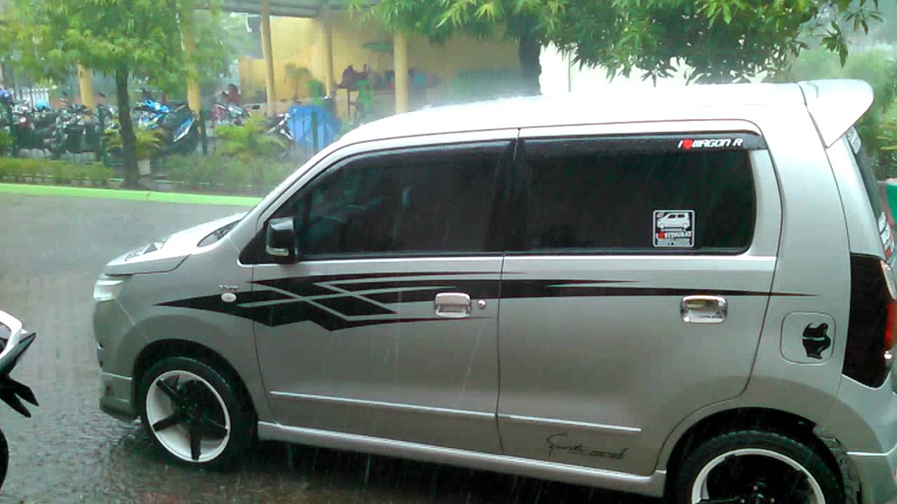 Karimun wagon r gs stingray youtube