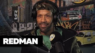 Redman Says He'll Body The Newer Rappers In A Cypher + Drops A Freestyle
